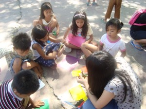 Play session in Olandes Marikina