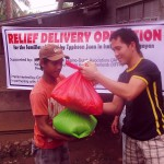 Photo Gallery: Jaffda-supported relief delivery in Isabela
