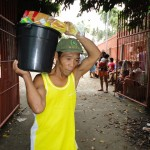 Photo Gallery: Relief operation in Dumaguete