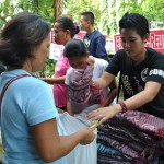 Photo Gallery: Relief distribution for Poblacion, Muntinlupa