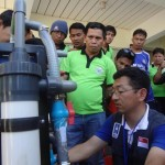 Photo Gallery: Water purifier system donated to Compostela Valley Province