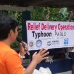 Photo Gallery: Relief distribution in Brgy. Alim, Negros Occidental