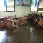 Photo Gallery: Effects of Typhoon Quinta in Leyte