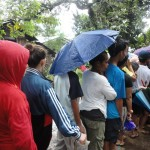 Photo Gallery: Relief distribution for Pablo-affected families